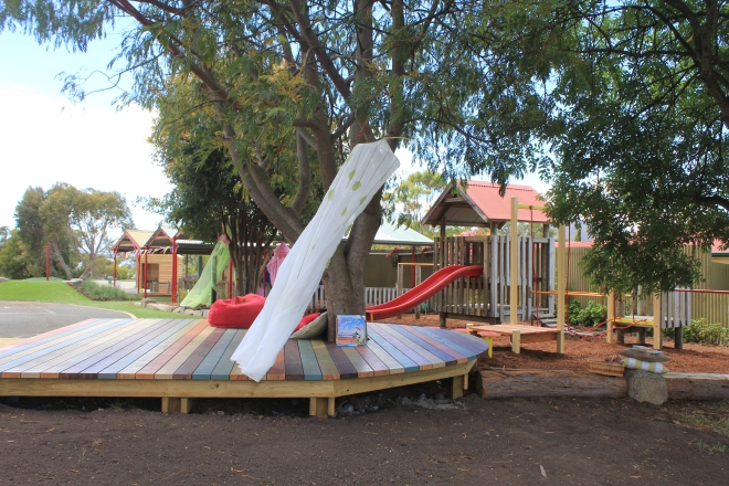 The New Kinder Play Garden