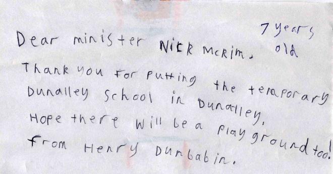 Henry Dunbabin, 7